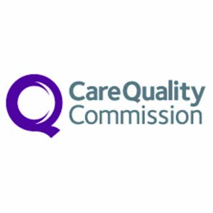 CQC Compliant Cleaning logo -Care quality comission