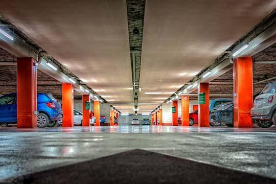 Technical Services - Car Park Cleans