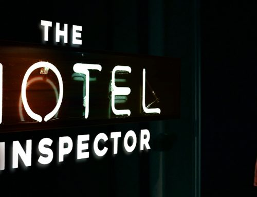 As Seen on  on  Channel 5's Hotel Inspector